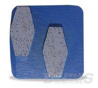 Scan-On Bauta Double Blauw