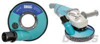 Basic Capot de protection anti-poussière - aluminium - poncer - 180MM