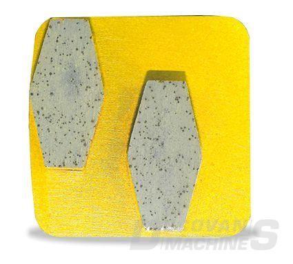 scanon bauta double geel
