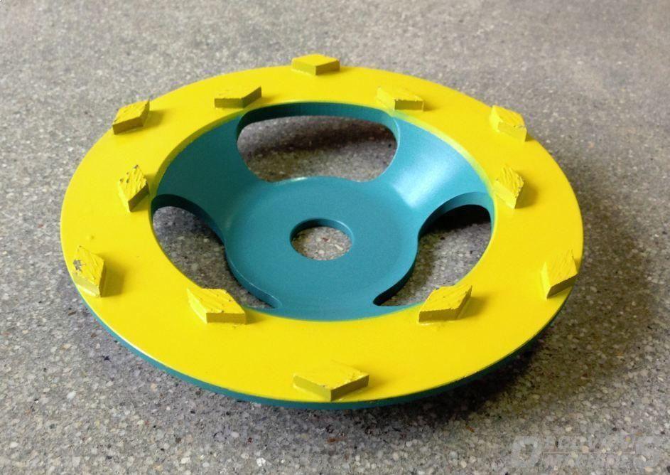 cup wheel demon prep 180mm premium