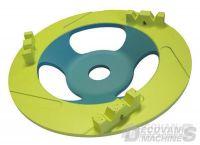 Disque TURBO 125mm Premium***