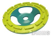 Double Row Cup Wheel 180mm Standard**