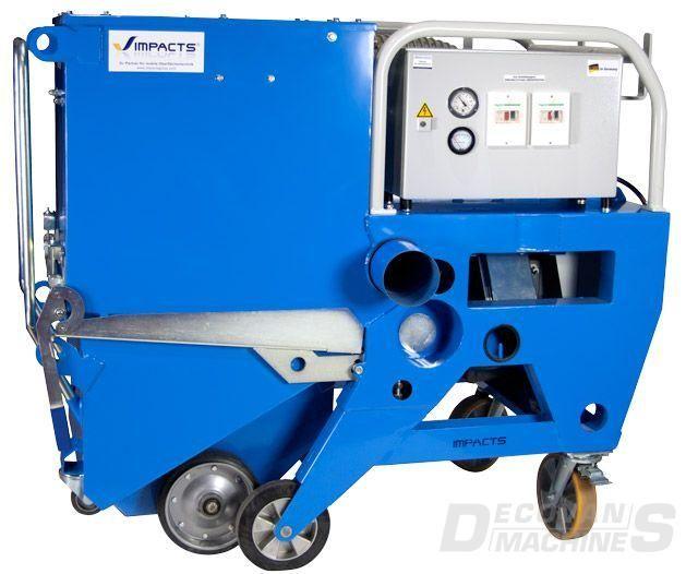impacts dustcom dc5020