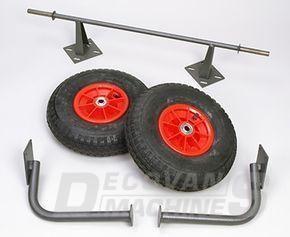 portamix mega hippo xseries wheel kit