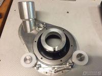 Premium Dust Shroud - Aluminium - grinding - 125mm