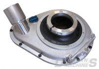 Premium dust shroud - Aluminium - grinding - 180mm