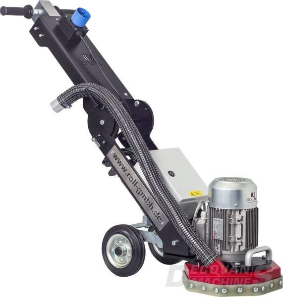 roll ro300 single disc grinder