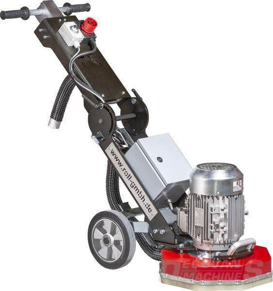 roll ro400 single disc floor grinder