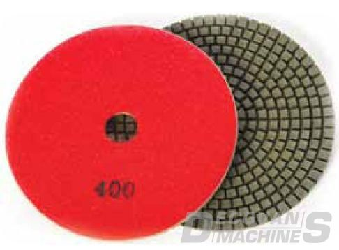 scresin polish pad 125mm