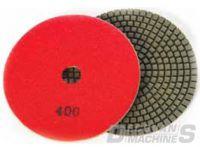 SC-RESIN POLISH PAD 125mm