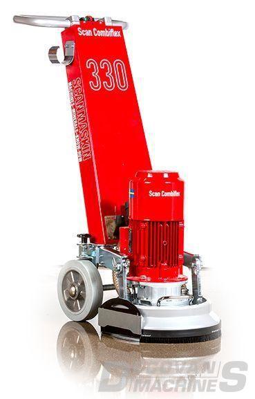 scanmaskin sc330 single disc grinder