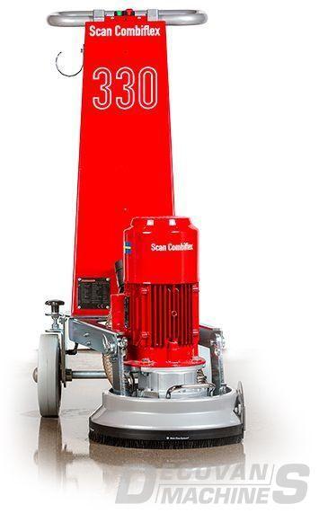 scanmaskin sc330 single disc edge grinder