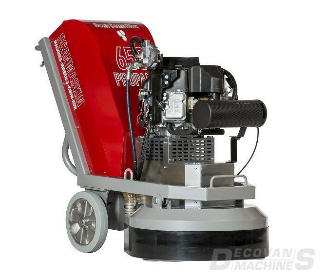 scan combiflex 650 propane
