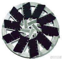 Scanmaskin trowel blades - Standard soft metal