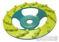 SPIRAL Cup Wheel 180mm Premium***