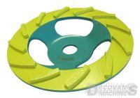 Spiral Turbo Komschijf Standaard** 125mm