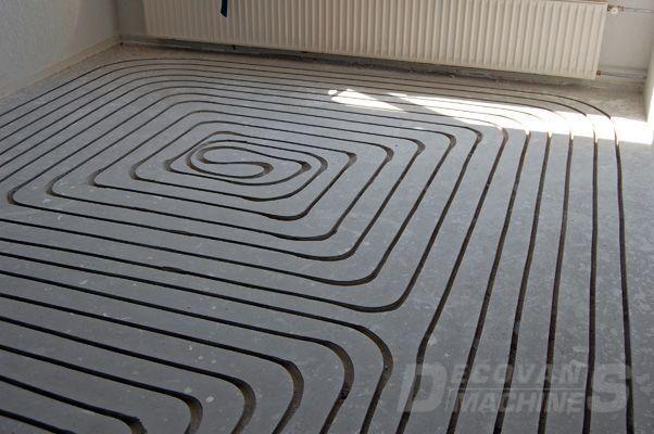 vf2200 floor heating saw